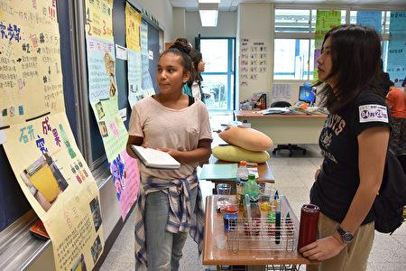 """新竹康桥期望能引爆孩子的兴趣,快乐自主的学习,特规划""""康桥Time""""课程,培养孩子思考、判断、贯彻和执行的能力。(新竹康桥国际学校提供)"""