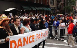 為和平而舞 紐約舞蹈節展現多元文化