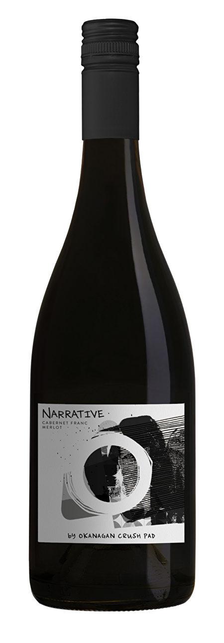 酒目:Narrative Red 2016 售价约$19.90 (阮公子提供)