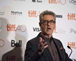 多伦多国际电影节(TIFF)CEO汉德林(Piers Handling),去年年薪35.226万。(加通社)
