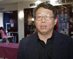 AQX Egineering,inc 总裁,  房屋建筑结构分析及设计工程师肖强博士。 (杨阳/大纪元)