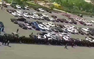 延吉公交漲價風波未平 近千民眾持續抗議