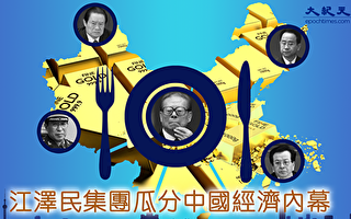 江澤民集團瓜分中國經濟內幕(8)
