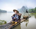 中國寓言:釣魚記。(shutterstock)