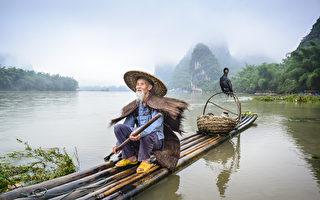 中国寓言:钓鱼记