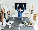 用积极、勤奋、热情的态度面对自己的工作,就能带给别人幸福。(fotolia)