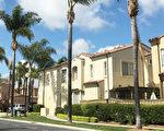 加州圣地亚哥今年三月份房价中值达51.5万美元,成为过去12年来新高。图为圣地亚哥一处住宅区。(杨婕/大纪元)