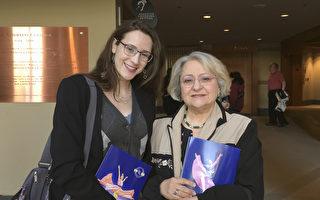 2017年5月4日,George Holderied先生携夫人Rita及女儿Laura一同欣赏了神韵国际艺术团在新泽西州纽瓦克市新泽西表演艺术中心的演出。(苏菲/大纪元)