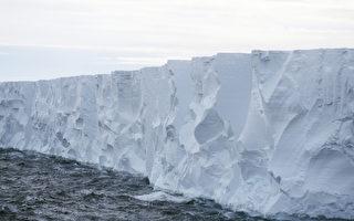 南極銀白大地正轉綠 暖化冰融速度驚人