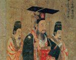 隋朝开国之君隋文帝杨坚(维基百科公有领域)