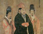 隋煬帝楊廣(維基百科公有領域)