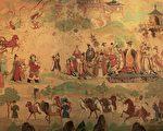 隋炀帝巡狩天下扬威西域(网路图片)