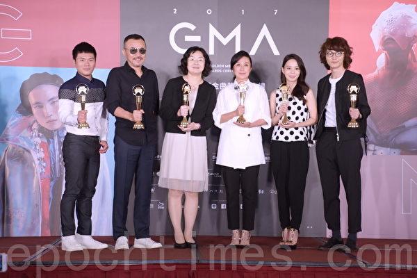 第28屆流行音樂金曲獎入圍名單公布記者會