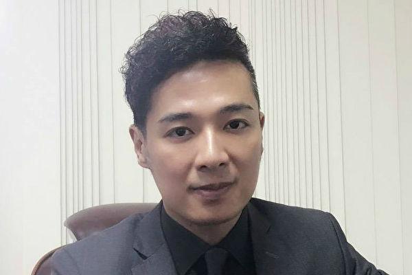 台乡土剧男星成润(图)假戏真作,现实中也变身房地产投资顾问。(博睿亚洲行销提供)