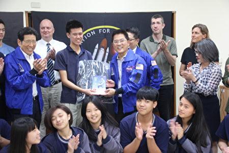 從小夢想當太空人 台高中生獲選NASA上課