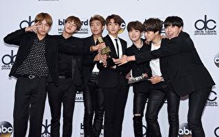 BTS成首个于告示牌Social 50摘冠百次之团体