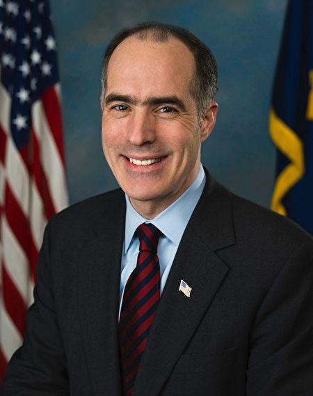 美国宾州联邦参议员Robert P. Casey, Jr。(官网图片)