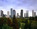 理财网站Bankrate分析全美50个大城市,列出最适合年轻人生涯发展的五大城市,德州休斯敦(如图)拔得头筹。(维基百科公有领域)