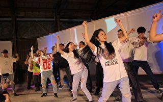 「蘭勁舞力-宜蘭縣十四校聯合舞展」將於6月4日在中興文創園區舉行。(謝月琴/大紀元)