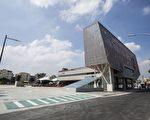 新竹轉運站以大公園的人本概念規劃整體空間場域。(新竹市府提供)