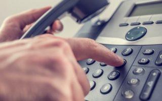 未來紐約市有特定規模的商家和政府機構,須配備可直接撥打911的電話。 (Fotolia)