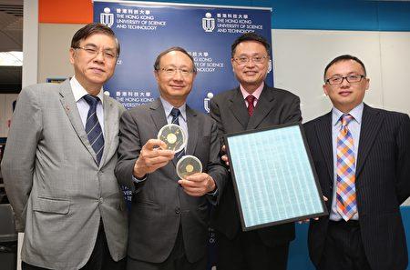 香港科技大学科研团队研发出一套空气净化系统,可以杀灭空气中99%中东呼吸综合症冠状病毒(MERS-Cov),及逾99%流行性感冒病毒。(科大提供)