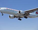 加拿大联邦交通运输部长加诺5月16日宣布新航空法案。(孙泰利/大纪元)