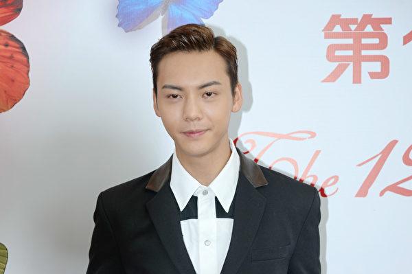 香港男星陈伟霆资料照。(宋祥龙/大纪元)