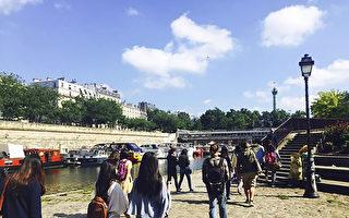 新法玩巴黎 社群媒体推自助旅游
