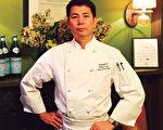 第四届新唐人全世界中国菜厨技大赛粤菜金奖得主罗子昭。(罗子昭提供)