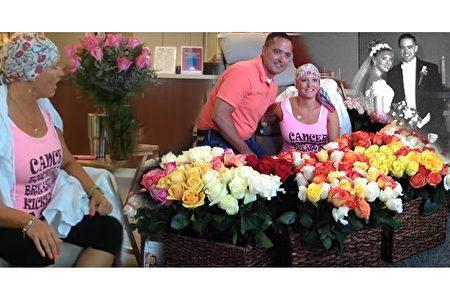 布拉德致敬妻子抗癌的努力,因她「全過程中展現的力量、勇氣和積極態度」讓他十分驚訝。(Ntd.tv)