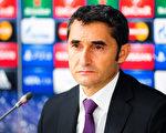 前畢爾巴鄂主教練巴爾韋德成為巴薩新任主帥。(Maxim Malinovsky/EuroFootball/Getty images)