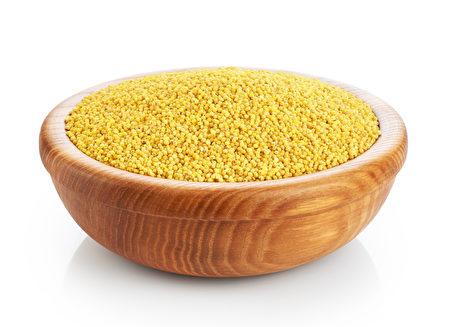 小米粥。(Fotolia)