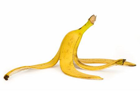 香蕉皮(Fotolia)