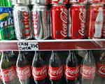 麻州议会再次讨论给汽水等含糖饮料加税。 (Scott Olson/Getty Images)