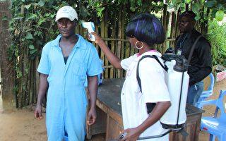 世衛組織確認,剛果近期至少有一人死於埃博拉病毒。(KATHY KATAYI/AFP/Getty Images)