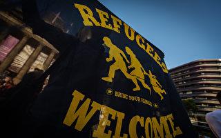 图:根据澳美难民交换协议,美国同意接收1250名马努斯岛拘留中心的难民。(Chris Hopkins/Getty Images)