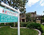 路透社5月26日发布的民调显示,美国房价在未来几年有望强劲上升,主要是因为房屋长期短缺和需求稳定。(FREDERIC J. BROWN/AFP/Getty Images)