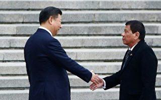 圍堵朝鮮?習近平與菲總統熱線通話