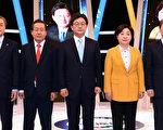 韓國將在週二(5月9日)舉行總統大選,據最新民調,韓國選民最關心的議題,不是目前全球矚目的朝鮮半島緊張局勢,頗令人意外。圖為五名候選人。(Kim Min-Hee-Pool/Getty Images)