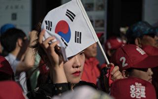 第19屆韓國總統選舉即將於本月9日進行投票,韓國民眾都希望能夠選出一位忠誠為國為民服務的好總統。(ED JONES/AFP/Getty Images)