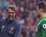 圖為原多特蒙德教練克洛普。  (PAUL ELLIS/AFP/Getty Images)