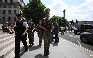 忧第二次恐袭 英国在街上部署千名士兵