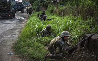 菲政府指控南部叛亂組織中混入外籍激進分子