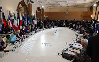 G7次日 各國領袖將與非洲元首討論難民議題
