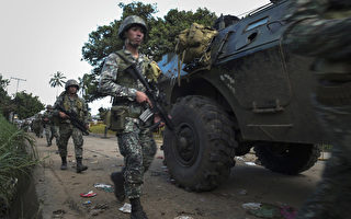 IS黑手伸到东南亚 菲律宾上周103人丧生