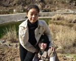 蔣煉嬌和妹妹蔣立宇。(蔣煉嬌提供,攝於2010年)