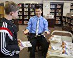 今年29岁的华裔教师彭荣杰被《华盛顿邮报》评为大华府地区年度最佳教师。(彭荣杰提供)
