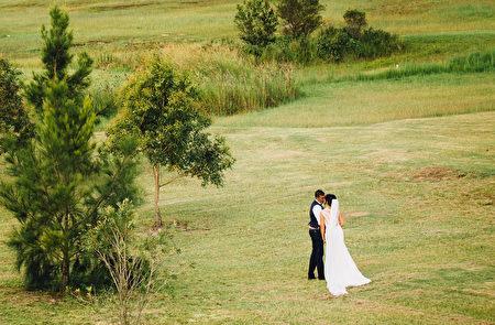 The Springs為新人提供多種專屬服務。為您打造一個與眾不同、浪漫又難忘的婚禮。(The Springs提供)
