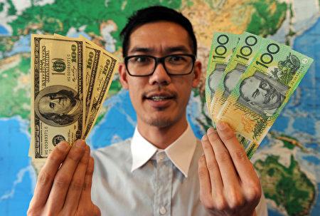 美联储今年还将加息两次,这对澳元非常不利。( TORSTEN BLACKWOOD/Getty Images)